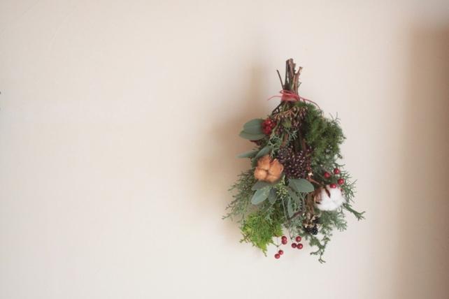 花束・生花・クリスマス
