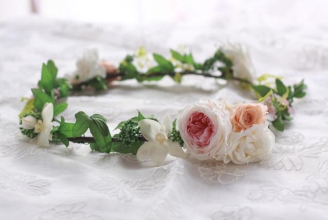 花冠・森の妖精