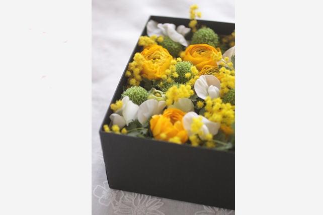 アレンジ・生花・ボックス