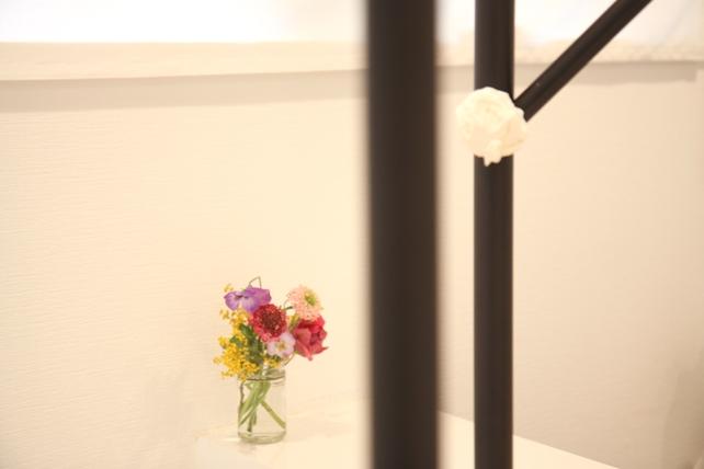 活け込み・小さな花
