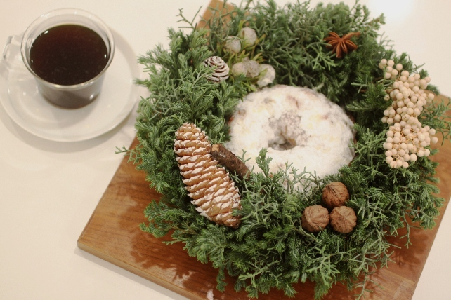 クリスマスボックス「森のかおり」2