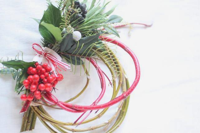リース(生花)お正月飾り・しめ飾り